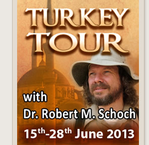 Robert Schoch - Turkey Tour